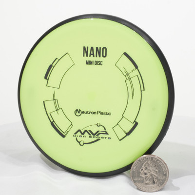 MVP Nano Mini (Neutron) Green Top View