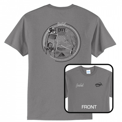 James Conrad Commemorative World Champ T-Shirt