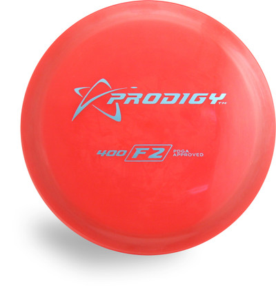 PRODIGY 400 SERIES F2 DISC GOLF FAIRWAY DRIVER
