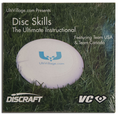 ULTIVILLAGE.COM DISC SKILLS ULTIMATE INSTRUCTIONAL DVD