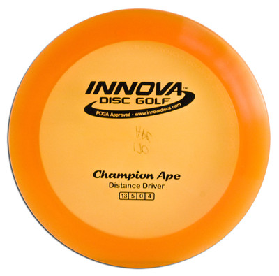 INNOVA CHAMPION APE DISC GOLF DRIVER
