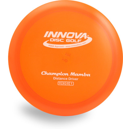 INNOVA CHAMPION MAMBA DISC GOLF DRIVER