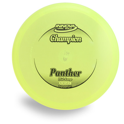 INNOVA CHAMPION PANTHER MID-RANGE DISC GOLF DRIVER