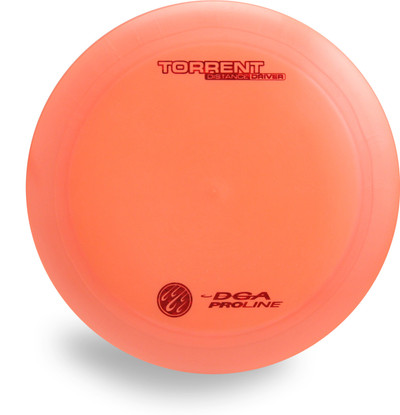 DGA PROLINE TORRENT DISC GOLF DRIVER