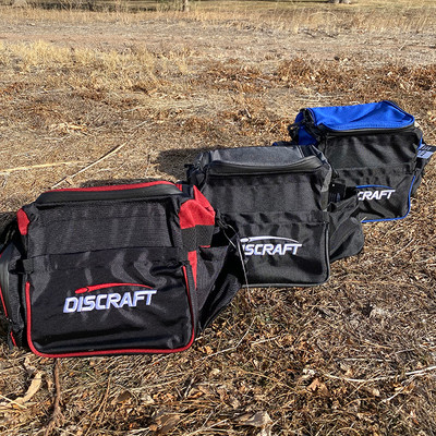 Discraft Shoulder Bag Group Shot