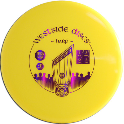 WESTSIDE VIP HARP DISC GOLF PUTTER