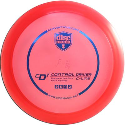 DISCMANIA C CD2 DISC GOLF CONTROL DRIVER