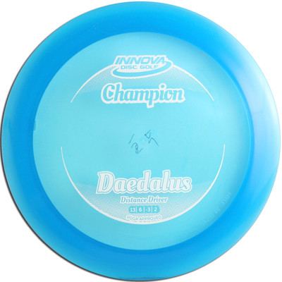 INNOVA CHAMPION DAEDALUS DISC GOLF DRIVER