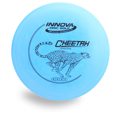 INNOVA DX CHEETAH DISC GOLF DRIVER