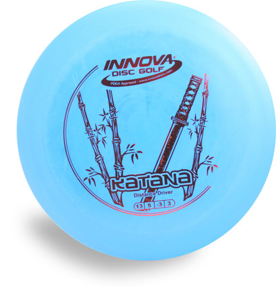 INNOVA DX KATANA DISC GOLF DRIVER