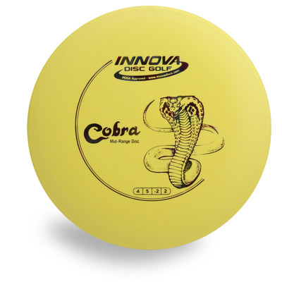INNOVA DX COBRA MIDRANGE GOLF DISC