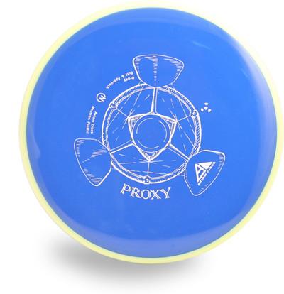 AXIOM NEUTRON PROXY DISC GOLF PUTT AND APPROACH