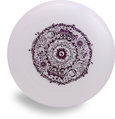 DISCRAFT ULTRA STAR - CUSTOM UV PSYCHO ULTIMATE DISC