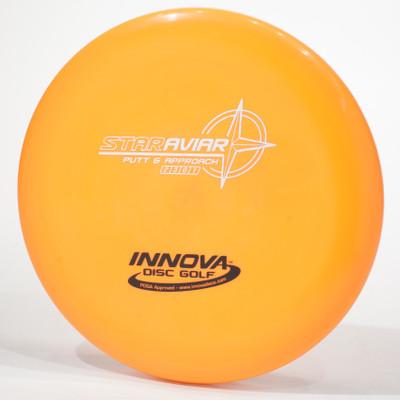 Innova Aviar (Star) Orange Top View