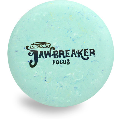 DISCRAFT JAWBREAKER FOCUS DISC GOLF PUTTER