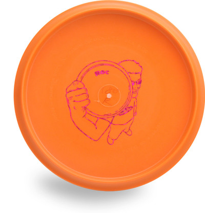 INNOVA DX ROC - BOTTOM STAMP DESIGN MID-RANGE GOLF DISC