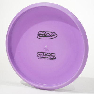 Innova DX AVIAR - BOTTOM STAMP Purple Bottom View