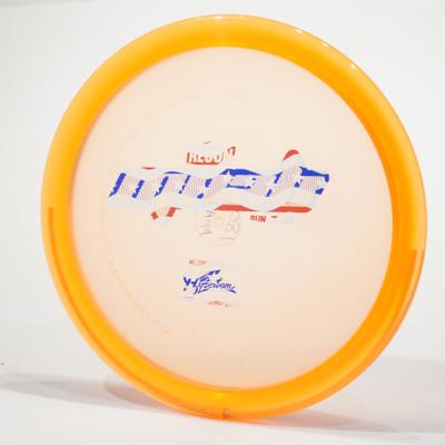Hyzerbomb Moab (Recon) Orange Top View