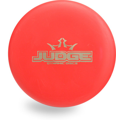 DYNAMIC DISCS PRIME JUNIOR JUDGE MINI GOLF DISC