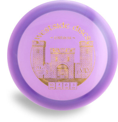 WESTSIDE VIP FORTRESS DISC GOLF DRIVER