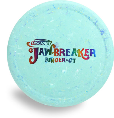 DISCRAFT JAWBREAKER RINGER-GT DISC GOLF PUTTER AND APPROACH