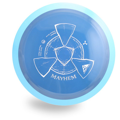 AXIOM NEUTRON MAYHEM DISC GOLF DISTANCE DRIVER