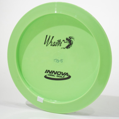 "Innova Wraith (Star) Under Stamp ""Pick One"" Green Bottom View"