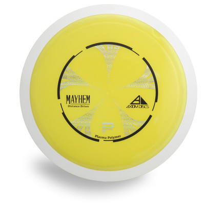 AXIOM PLASMA MAYHEM DISC GOLF DISTANCE DRIVER