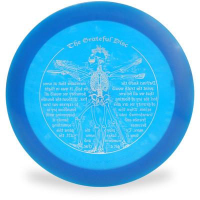 INNOVA DISC GOLF CHAMPION STARFIRE 2006 GRATEFUL DISC 175g