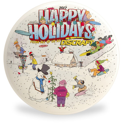 DISCRAFT ULTRASTAR HAPPY HOLIDAYS 2017