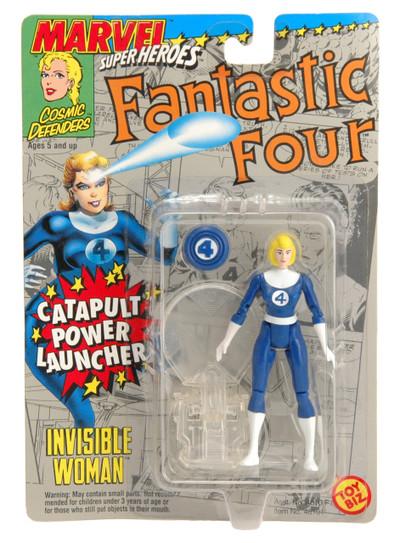 Marvel Superhero FANTASTIC FOUR Invisible Woman