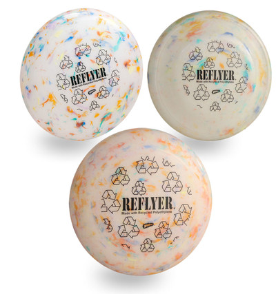 Wham-O Recycled Frisbees Three Pack - All 3 Reflyer Models