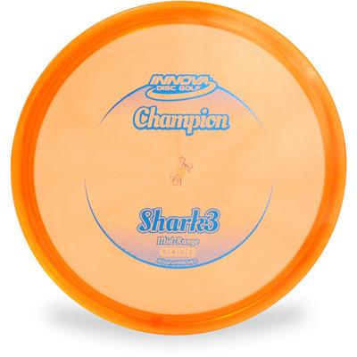 INNOVA CHAMPION SHARK3 MID-RANGE GOLF DISC