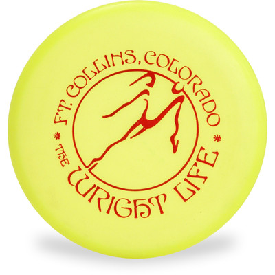 INNOVA CHAMPION DISC GOLF AVIAR WRIGHT LIFE PATENT PENDING PREMIUM