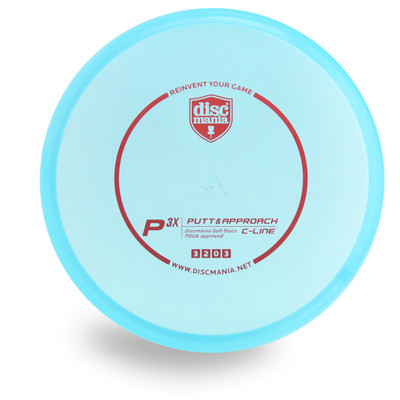 DISCMANIA C P3X DISC GOLF PUTTER