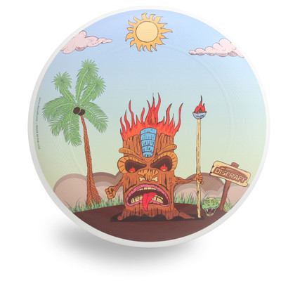 DISCRAFT SUPER COLOR ULTRA STAR - TIKI MASTER