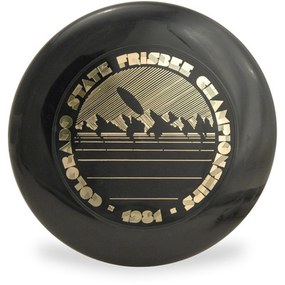 DISCRAFT SKY STYLER 1981 COLORADO STATE FRISBEE CHAMPIONSHIPS 2