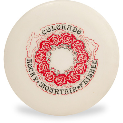 DESTINY DISCS FLOATER ORIGINAL COLORADO ROCKY MOUNTAIN FRISBEE