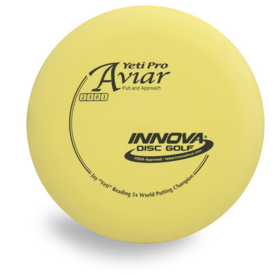 INNOVA YETI PRO AVIAR DISC GOLF PUTTER AND APPROACH