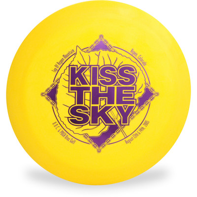 INNOVA CHAMPION DISC GOLF CHAMPION STARFIRE 2005 KISS THE SKY - 152g