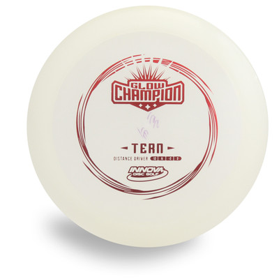 INNOVA GLOW CHAMPION TERN DISC GOLF DRIVER