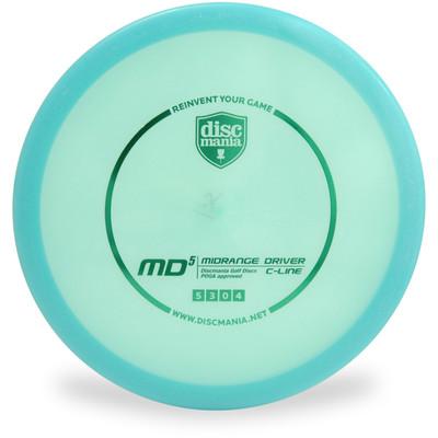 DISCMANIA C-LINE MD5 DISC GOLF MID-RANGE