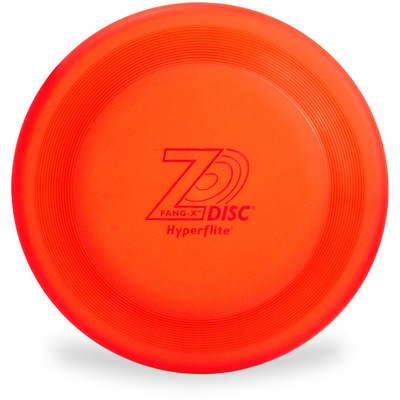 Hyperflite FANG-X Z DISC Dog Frisbee Flying Disc - front view