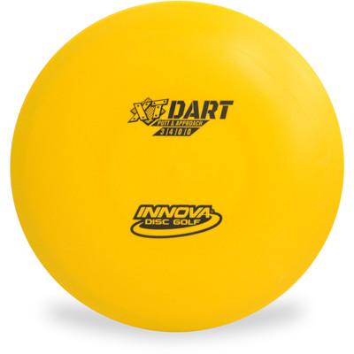Innova XT DART Putter & Approach Golf Disc Yellow Top View