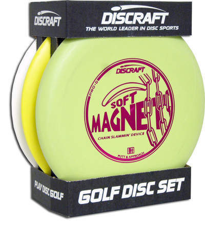 Discraft Beginner Boxed Set
