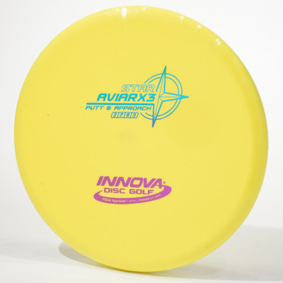 Innova AviarX3 (Star) Yellow Top View
