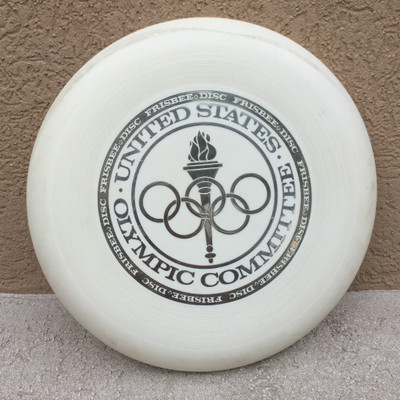 WHAM-O 100 MOLD - USOC - FRISBEE FLYING DISC