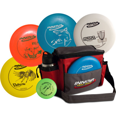 Innova Standard Set - Includes Bag + 4 Discs & Mini Marker