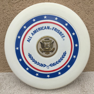 WHAM-O ALL AMERICAN PRO - 21 MOLD - WITH LABEL