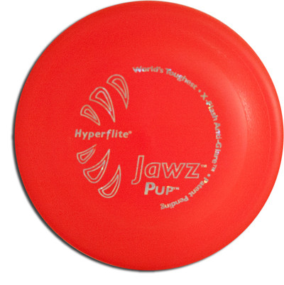 "HYPERFLITE PUP JAWZ 7"" DOG DISC"